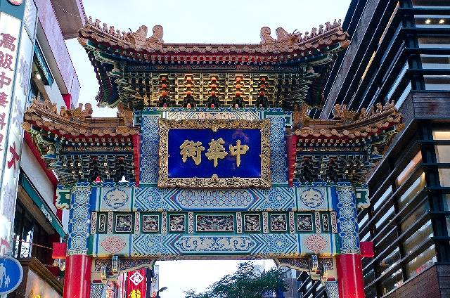 横浜中華街イメージ